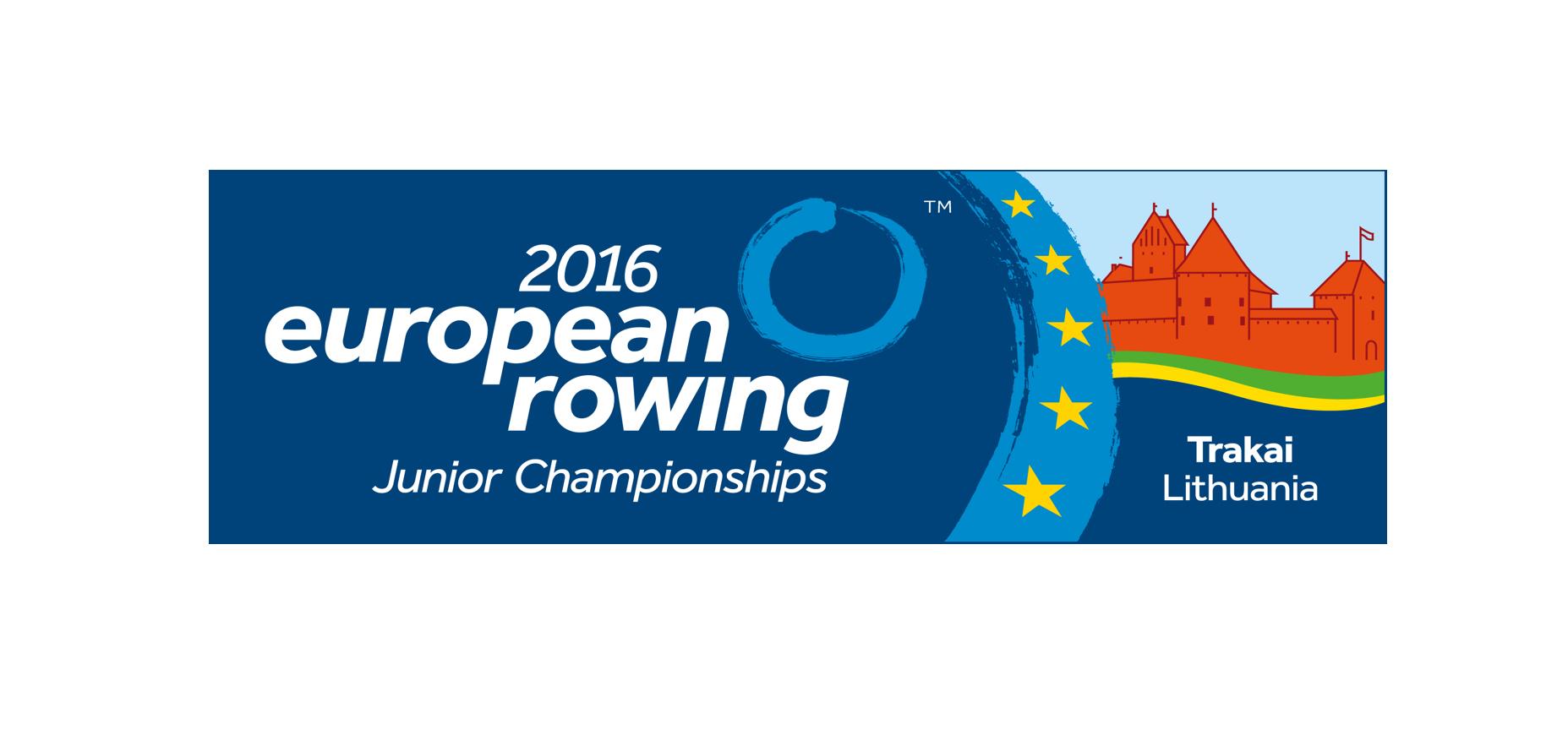 Prisidėjome organizuojant 2016 Europos jaunių irklavimo čempionatą Trakuose