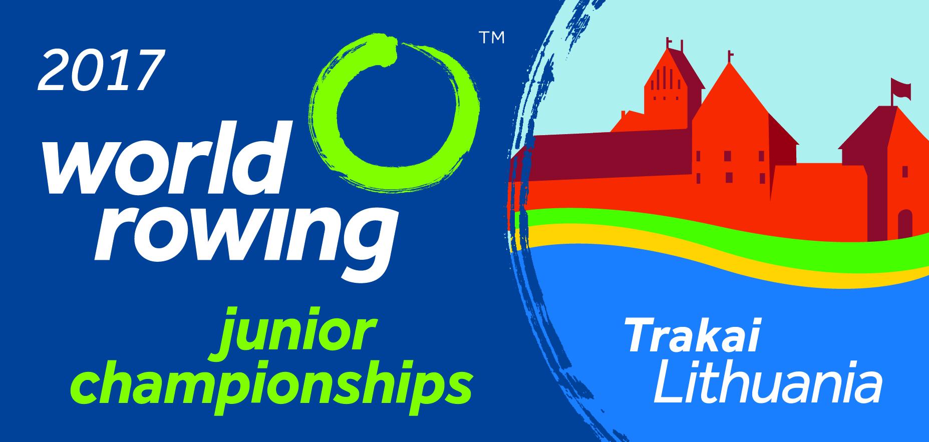 Prisidėjome organizuojant 2017 Pasaulio jaunių irklavimo čempionatą Trakuose